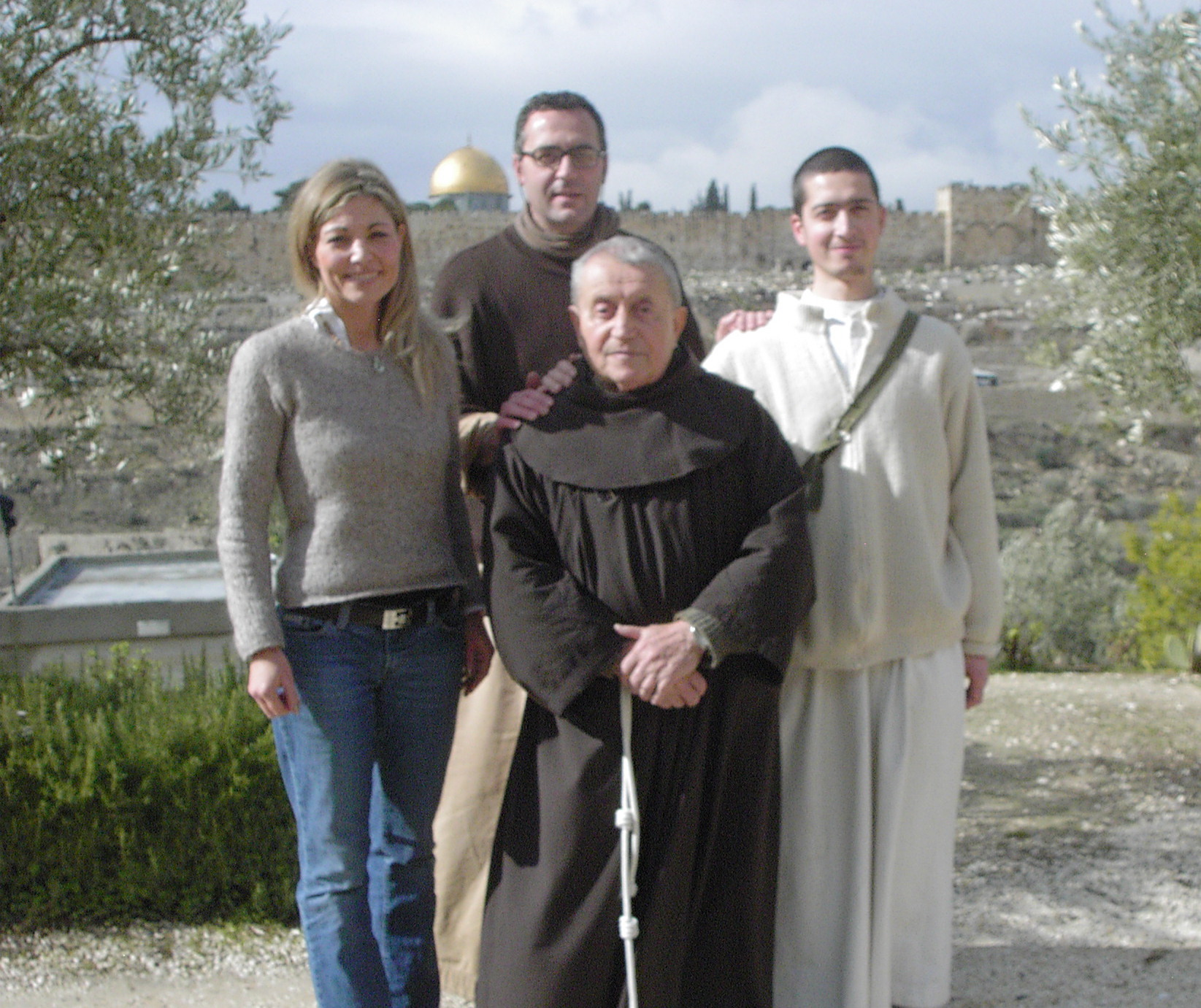 Al giardino del Getsemani (Gerusalemme)