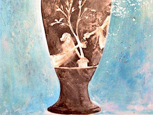 À la chaux - Depuis l'Antiquité, la chaux est utilisée comme matériau de construction et de décoration. Bactéricide et résistant, ce matériau naturel laisse respirer vos murs et peut se parer de toutes les couleurs. Du simple lait de chaux au stuc marbré, en passant par la fresque a fresco, la palette décorative à la chaux est infinie.