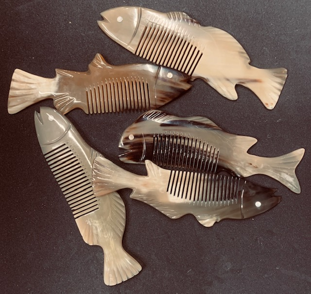 FISH COMBS