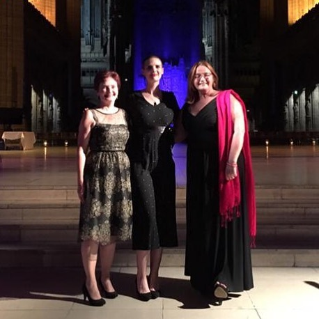 Celebrating our contribution towards #menstrualequity on campus this evening at the @ljmuphoto Graduation Dinner - lots more work on #menstruationmatters to come with @kayhanpep @dignitywithoutdanger ❣️🔴❣️ #ljmu #graduation #celebration #menstruation #research #blacktie