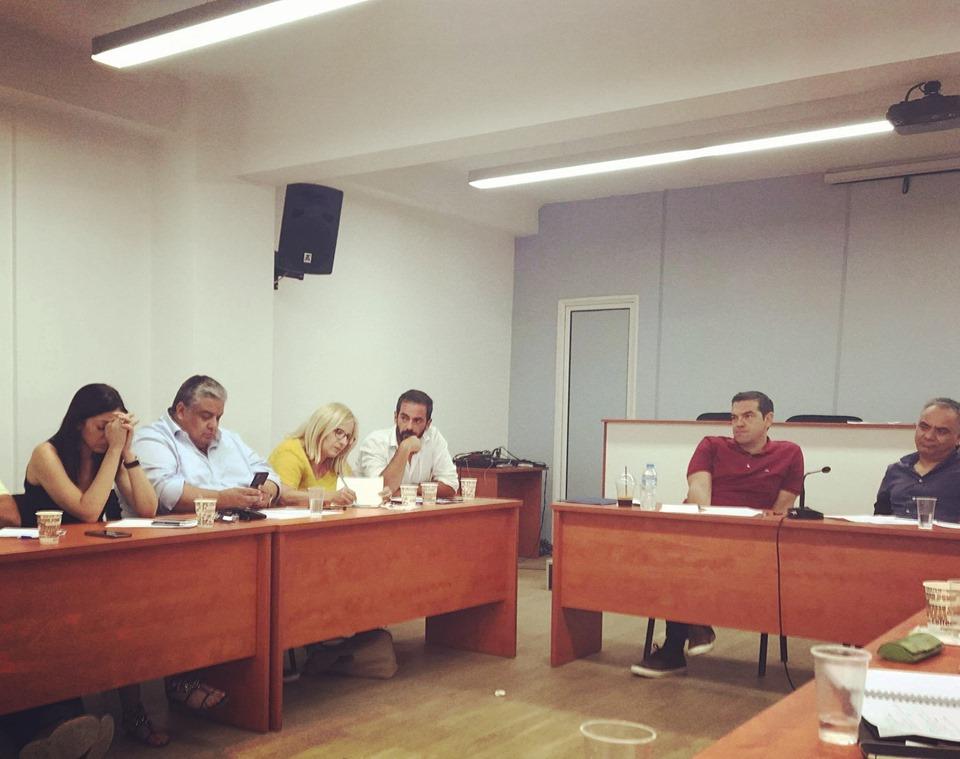 Συνάντηση Προοδευτικής Συμμαχίας