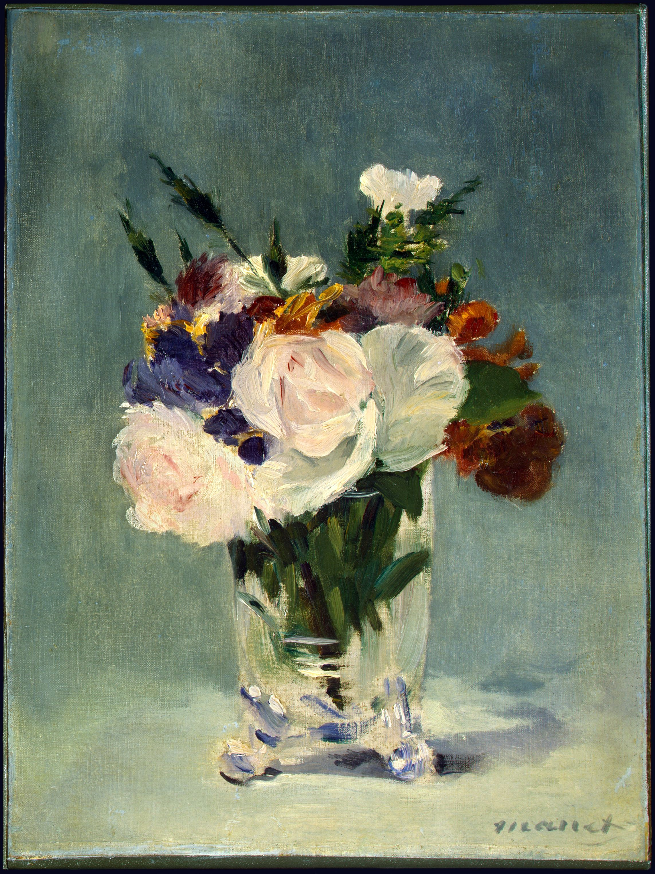 Flowers_in_a_Crystal_Vase,_Edouard_Manet,_c1882