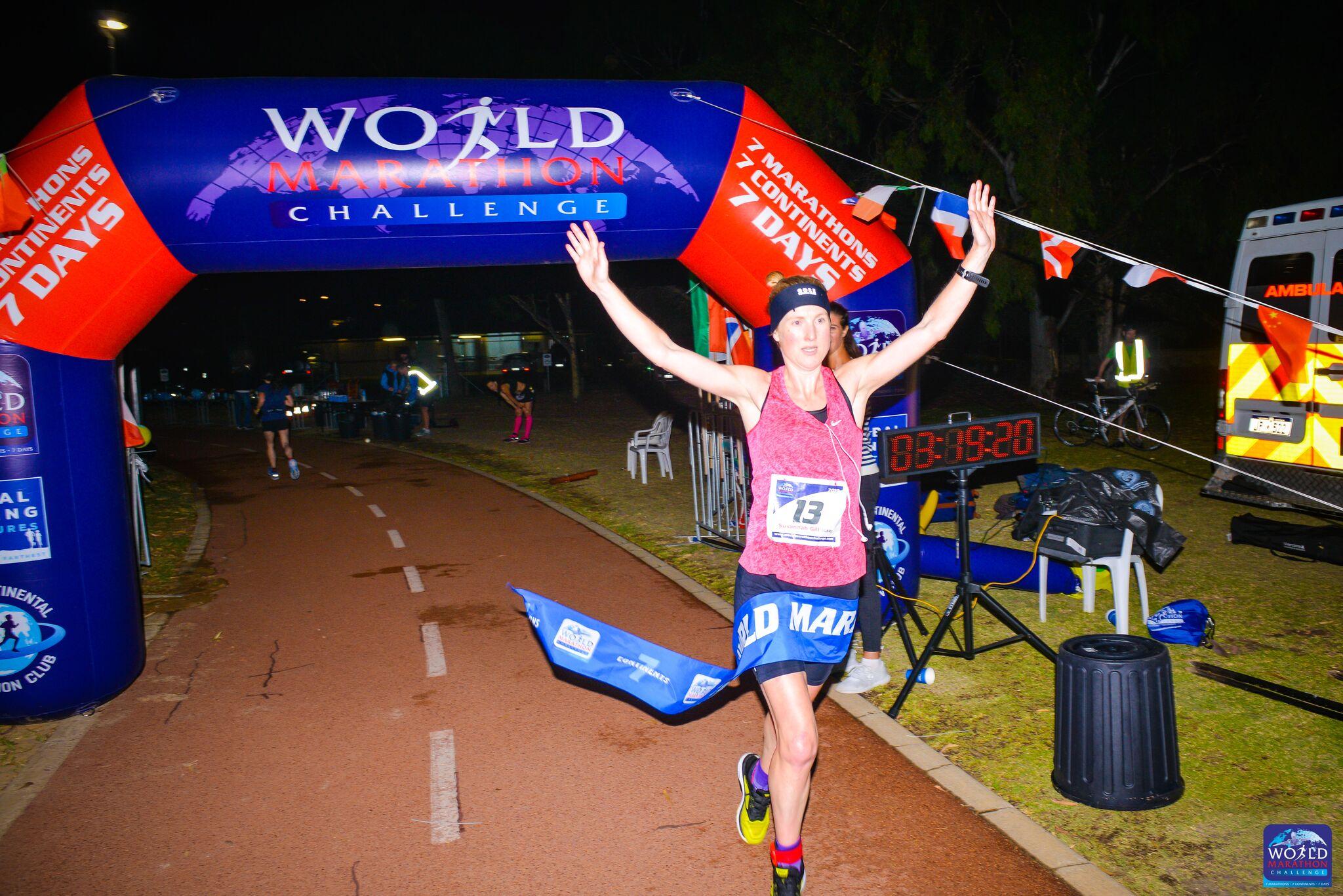 Susannah Gill at the finish in Perth .jpg