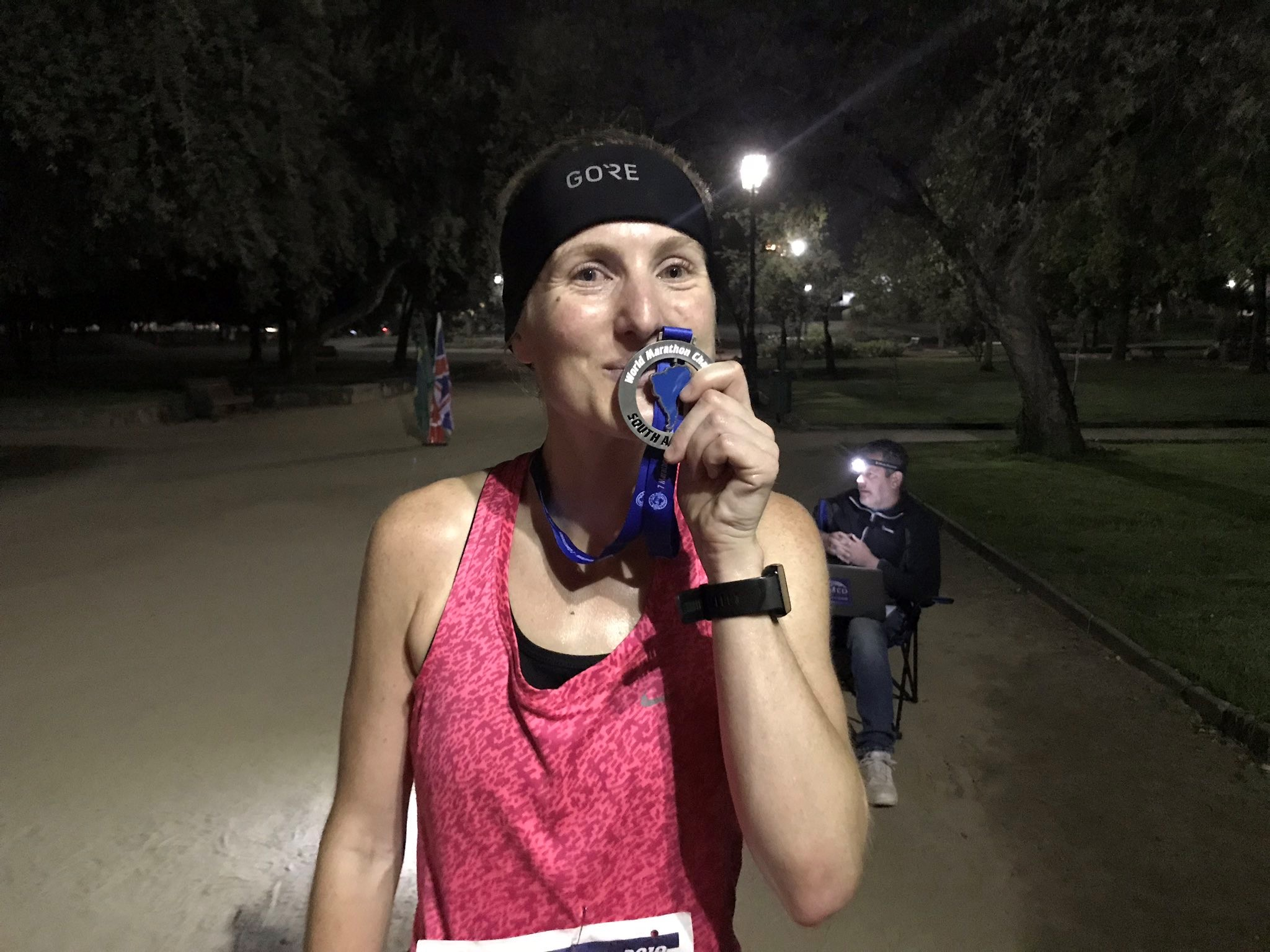 Santiago Marathon_Tuesday 5.02.19 started at 11.20pm at the finish.jpg
