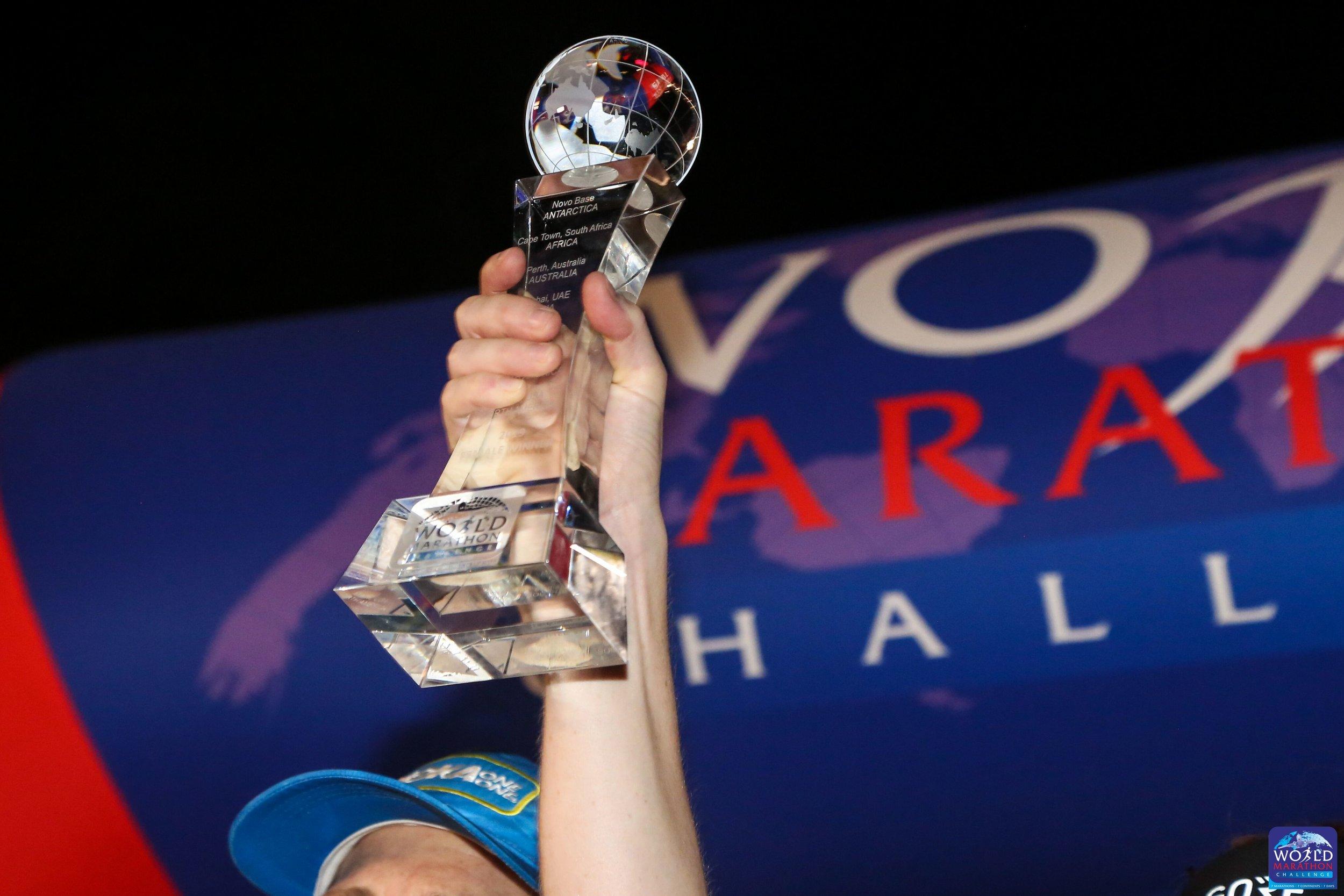 World Marathon Challenge Trophy .jpg