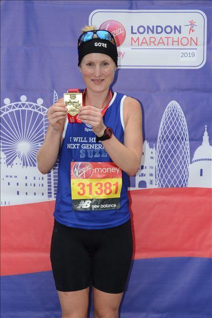 My 11th consecutive London Marathon…..always amazing!!