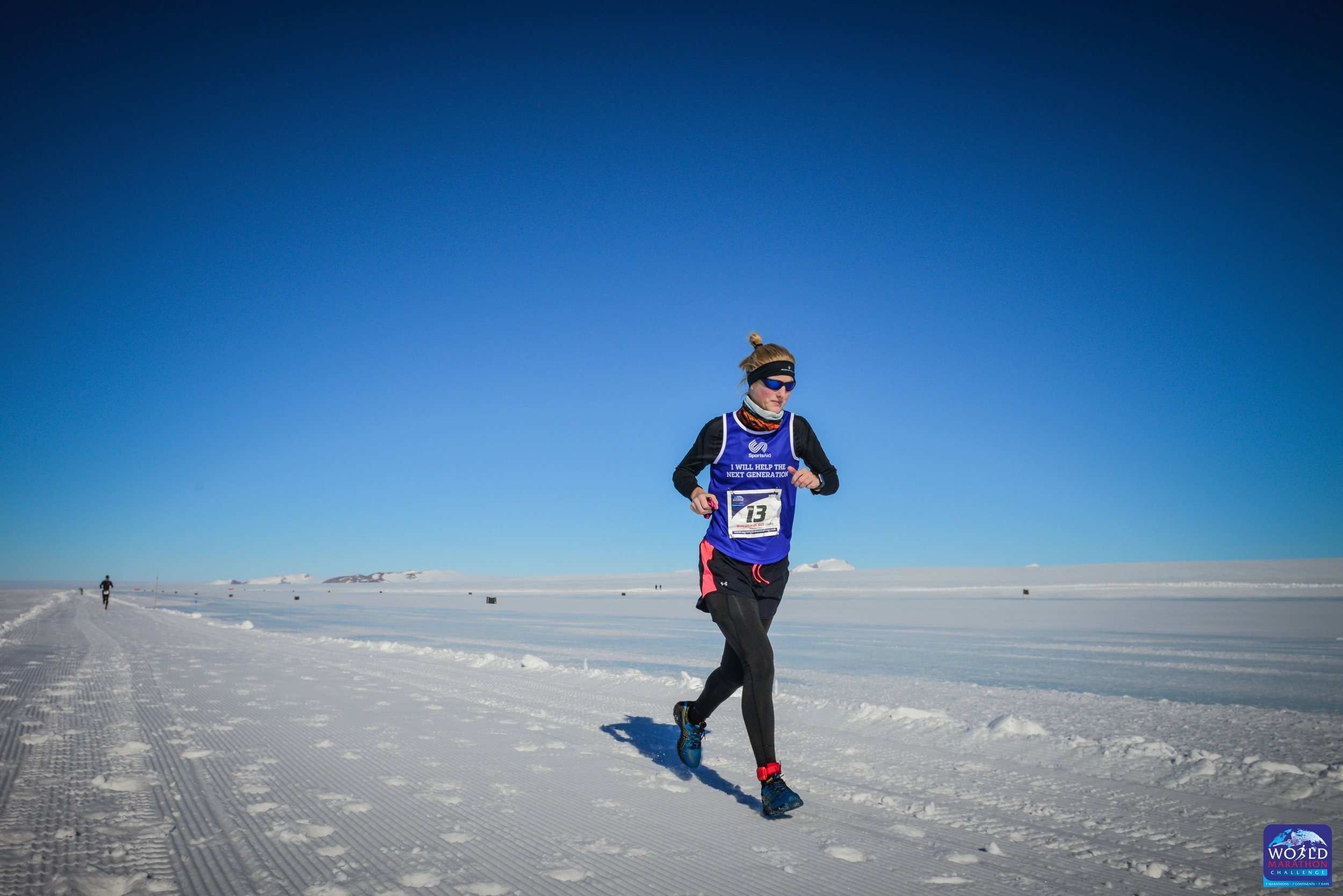 When running takes you all the way to the beautiful snow of Antarctica…..Race 1 of the 2019 World Marathon Challenge.