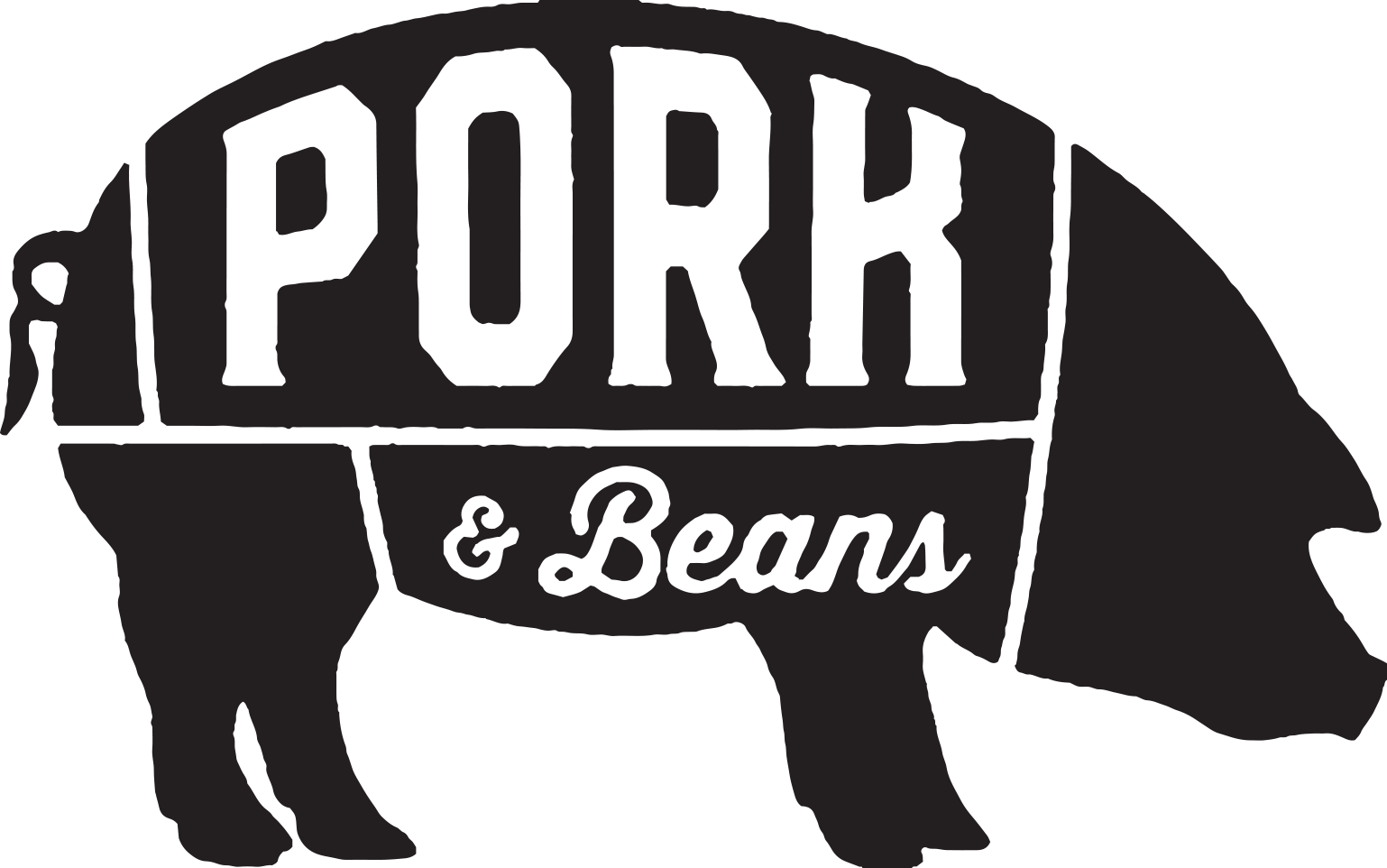 pork and beans PIG 4x6 rubber stamp artwork.png