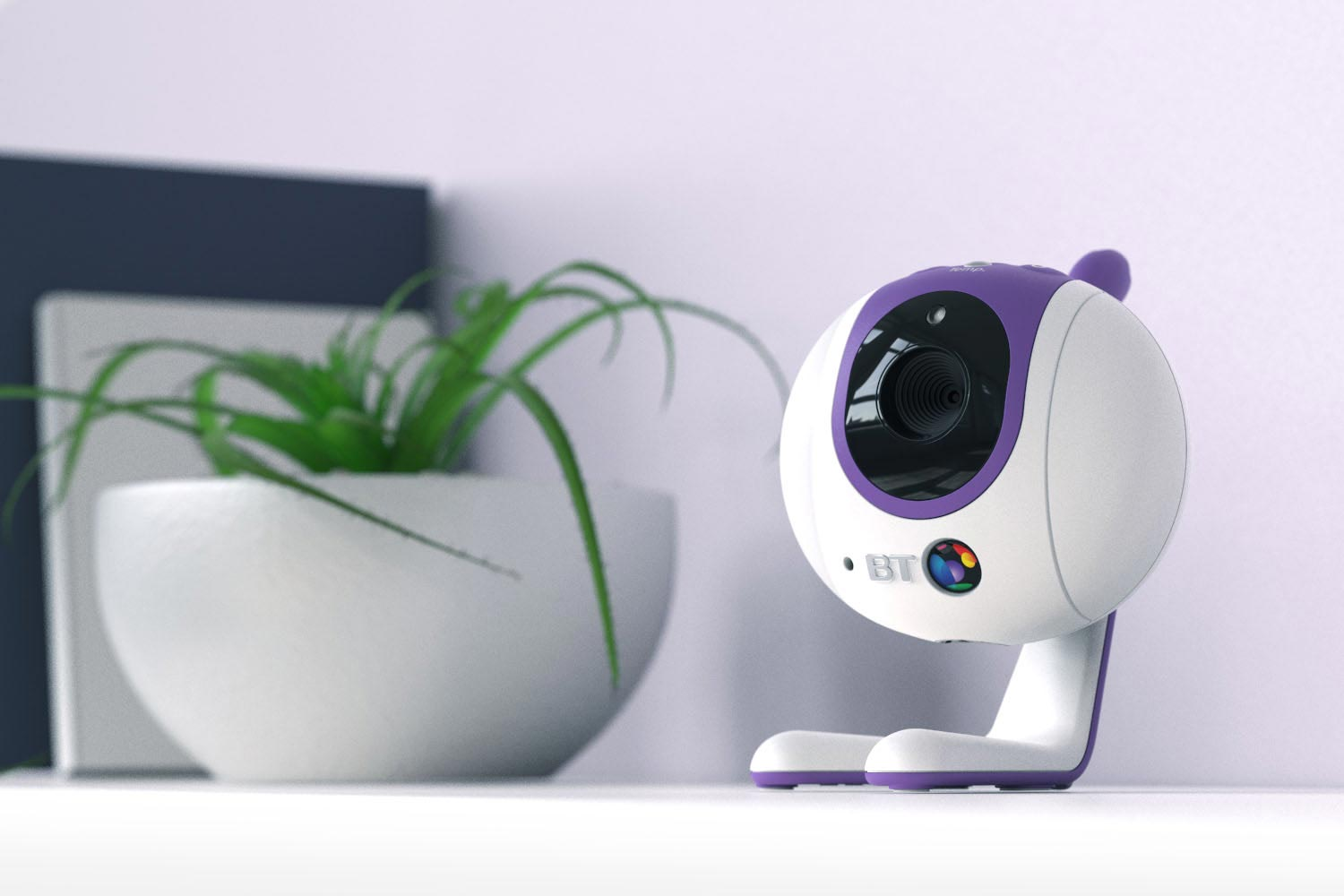 Product Design Consultancy , Product Design Companies , Industrial Design Companies , Product Design, Industrial Design, Award Winning Design, BT Baby Monitor