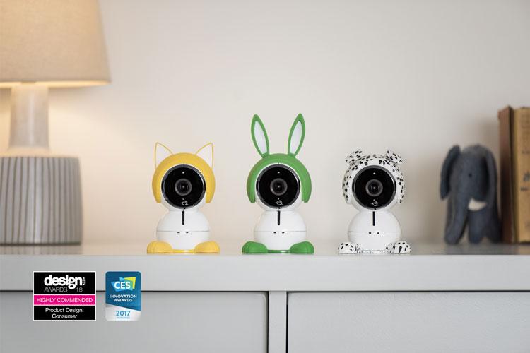 Product Design Consultancy-Arlo-Baby Monitor-Design Award.jpg