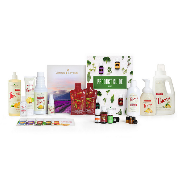 Premium Starter Kit Young Living Thieves