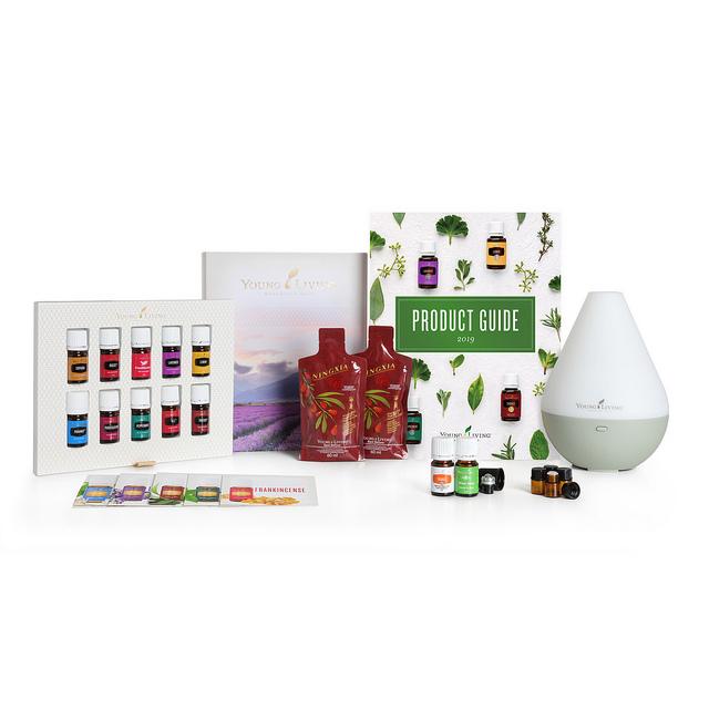 Premium Starter Kit Young Living Dewdrop
