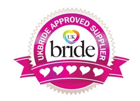 Approved supplier for UK Brides