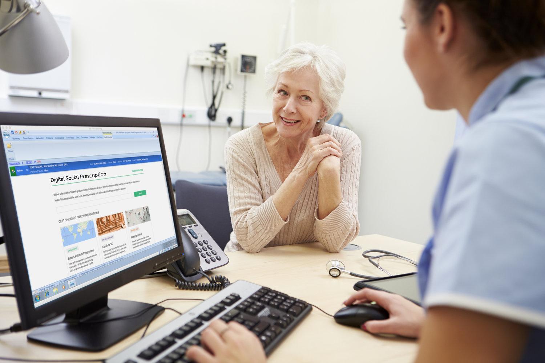 eSocial Prescription for Primary Care -