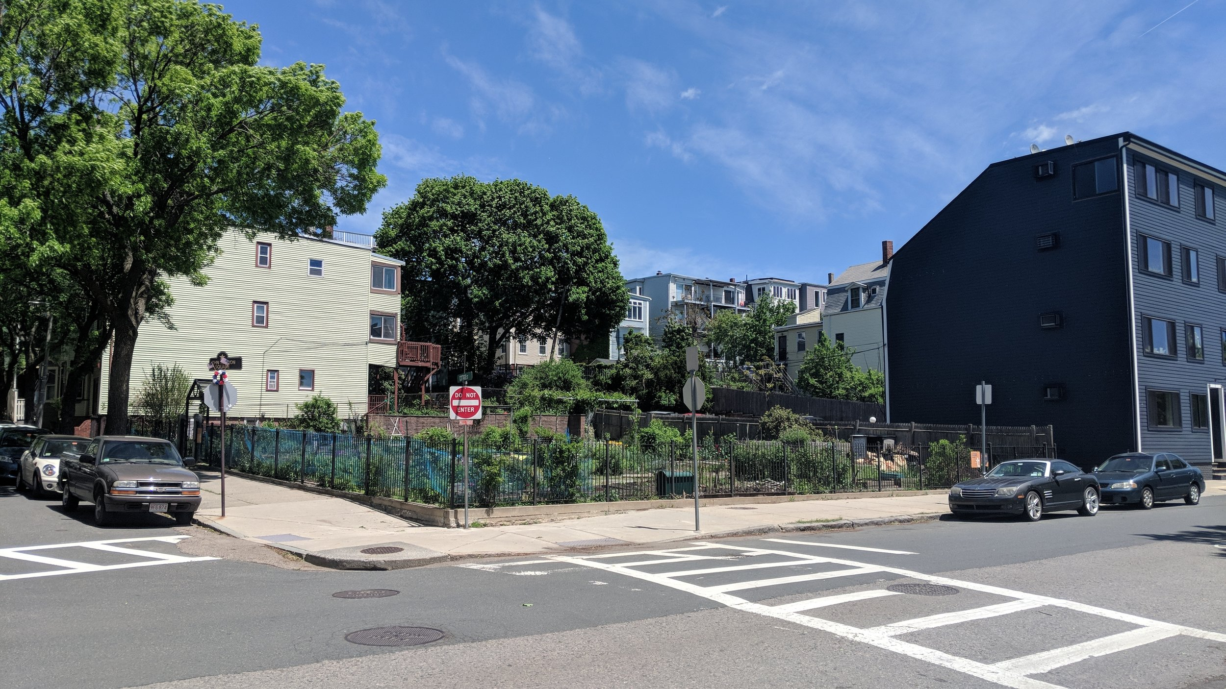Joe Ciampa Community Garden (East Boston)