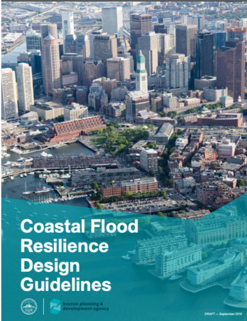 The Coastal Flood Resilience Design Guidelines were adopted by the BDPA Board of Directors at its September Board Meeting. Click the image above to browse the full guidelines document.