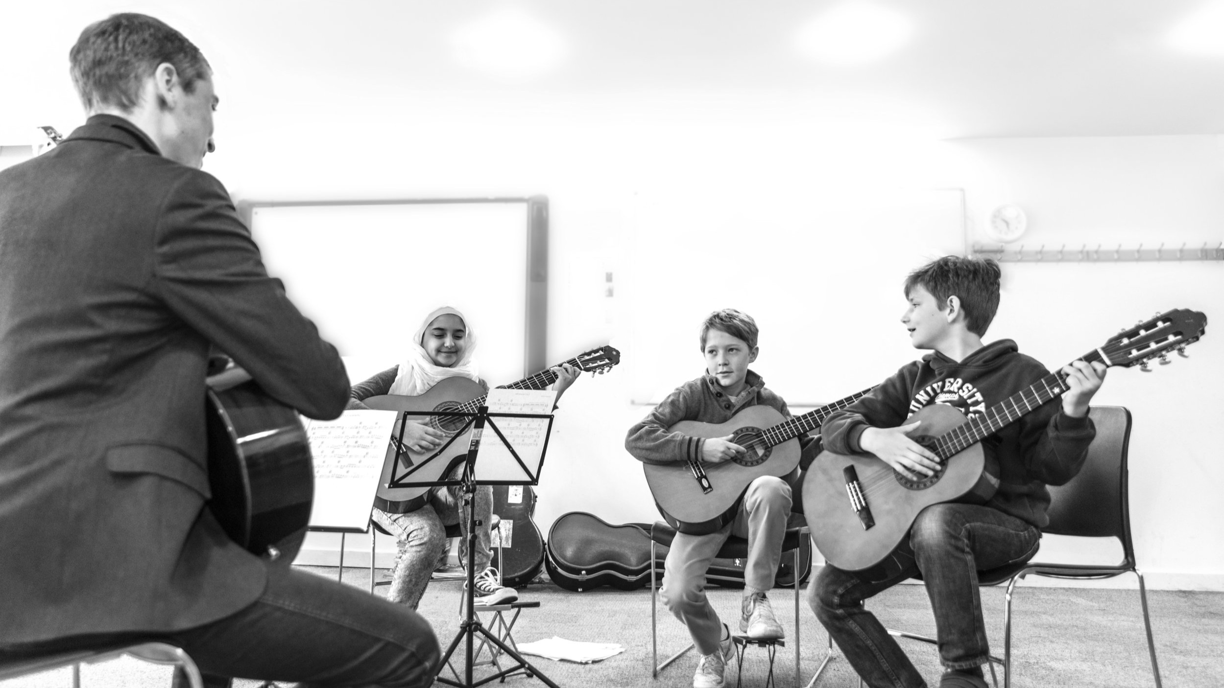 London Youth Conservatoire Guitar Ensemble