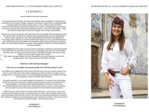 Baszari Journal Latinamerica Special edition- INTERVIEW.