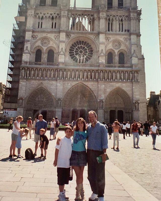 RIP Notre Dame... #sosad #2004 @leo_nard0 @fantelosouto