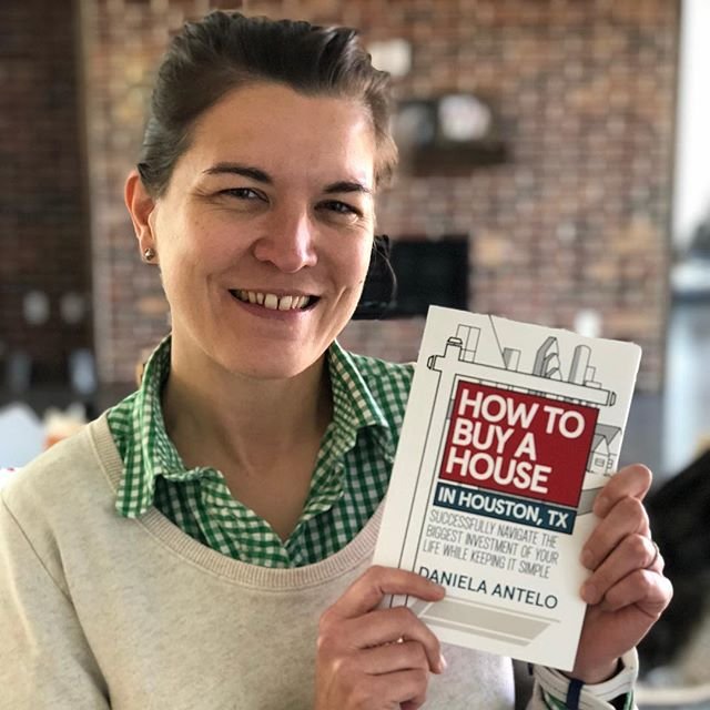 My book is now published! If you want to find out about home purchasing in Houston, TX, check out my book. I've been working on this project for a while with the amazing and Uber talented Bruno Pieroni @brunopieroni. Thank you to my mom and @lonestarsonia for your mad editing skills. My friend Ariane got the first copy. It makes me happy! @arianeroesch  https://www.amazon.com/dp/1792789300