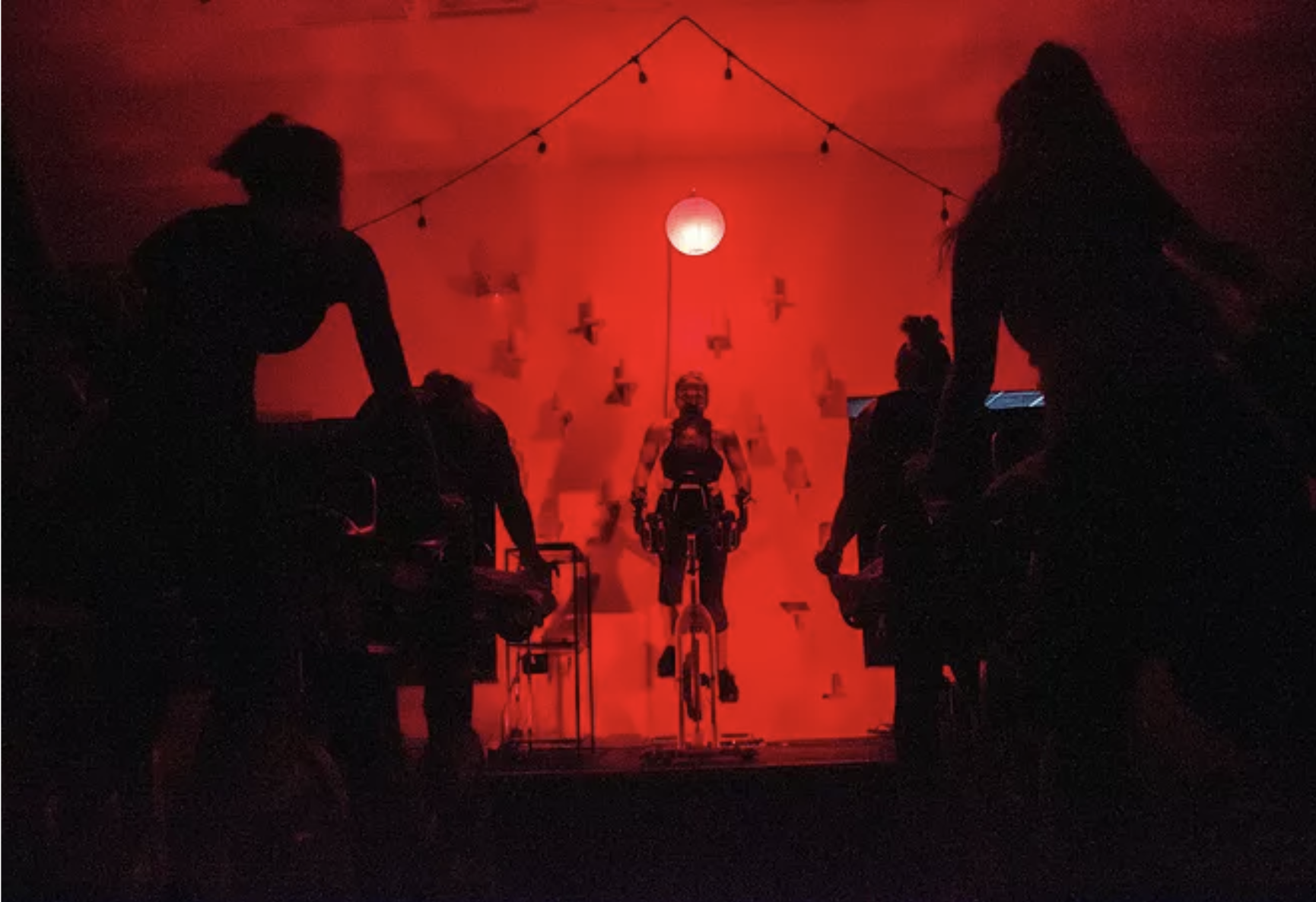 We Tried It: Hot Cycling at B/SPOKE Studios - Held in an 86-degree room, hot cycling may be the sweatiest workout class you'll ever take.