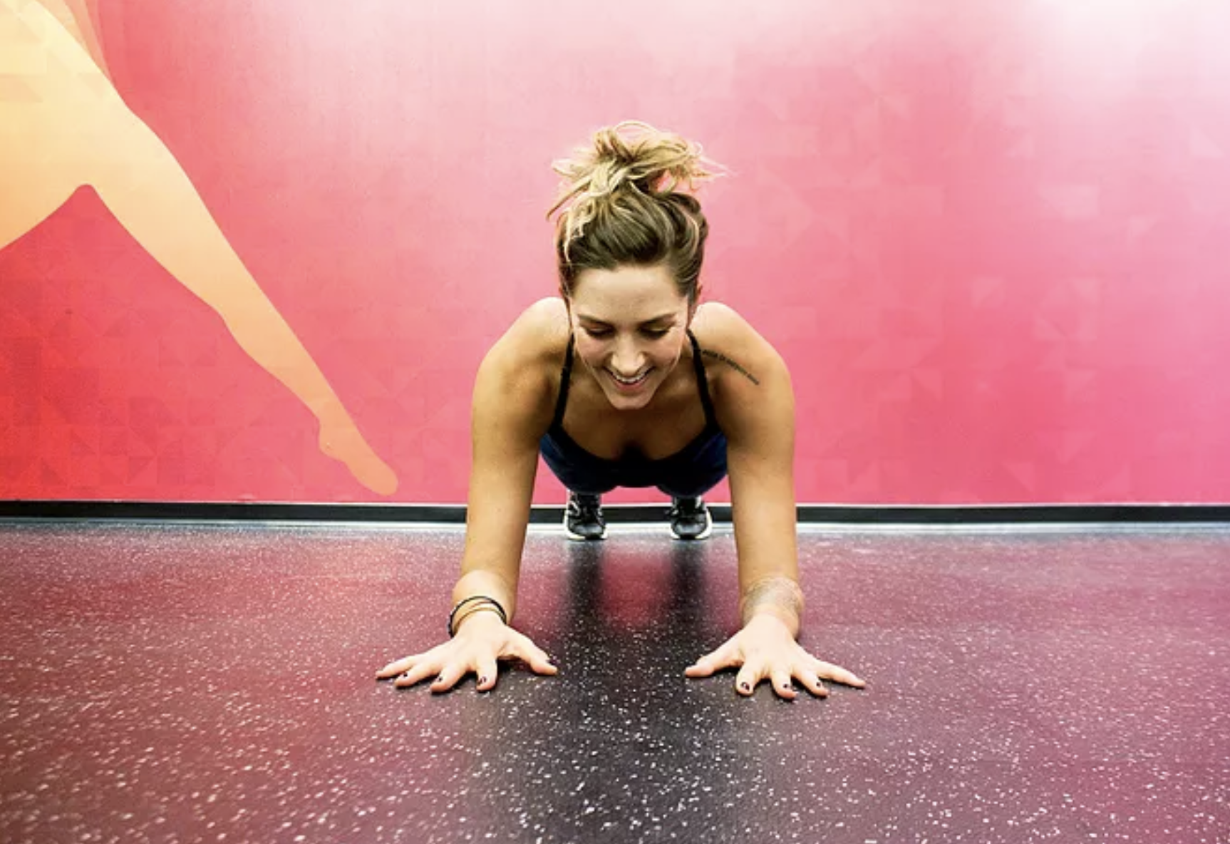 Two At-Home Workouts for Burning Off Your Holiday Feast - Aly Raymer from B/Spoke Studio's shares her best equipment-free moves.