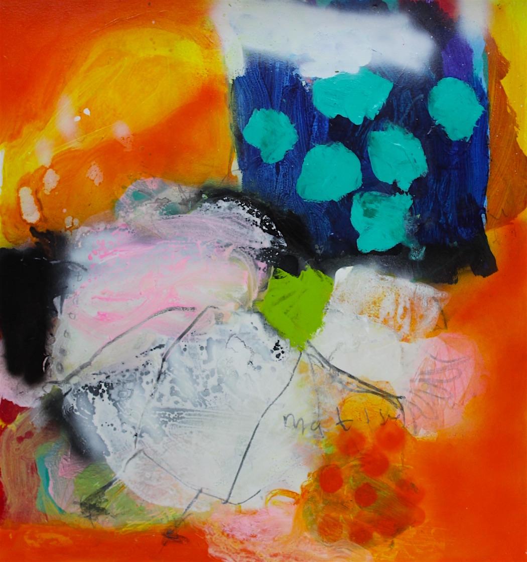 Matisse    77 x 77 cm