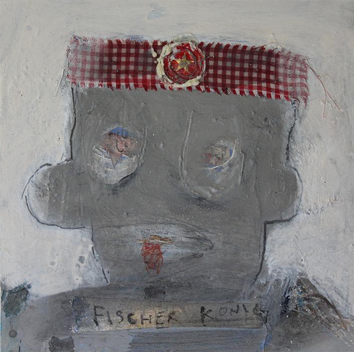 Fischer König 30 x 30cm