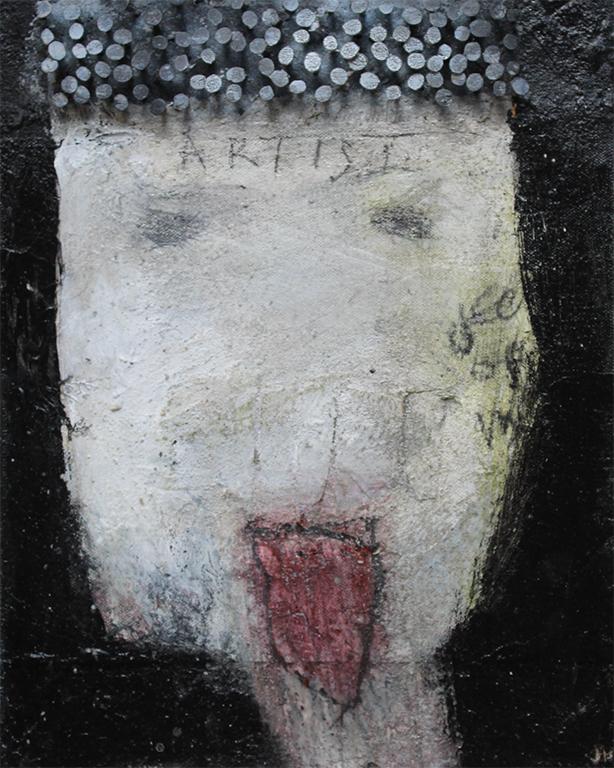 Artist 28 x 23cm