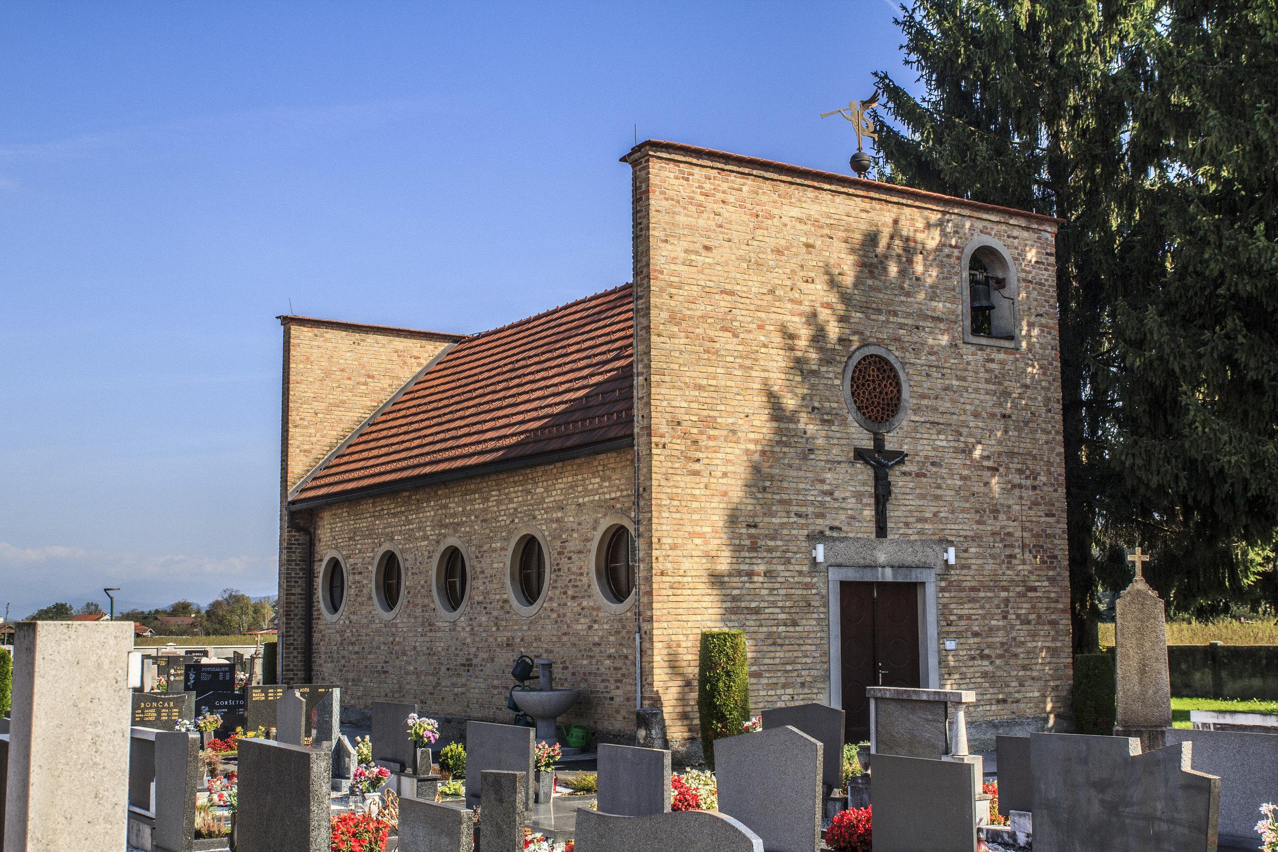 Sv. Mihael, pokopališka kapela