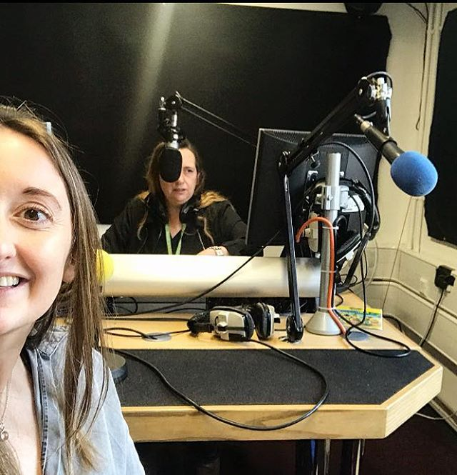 Radio Gaga! Did a thing on @ujimaradio today continuing  our panel day discussions from @internationalwomensday_global Thanks for having me and good to talk more about @youproduce #liveonair #radiogobbletygook #youproduce #youngcreatives #whorunstheworld