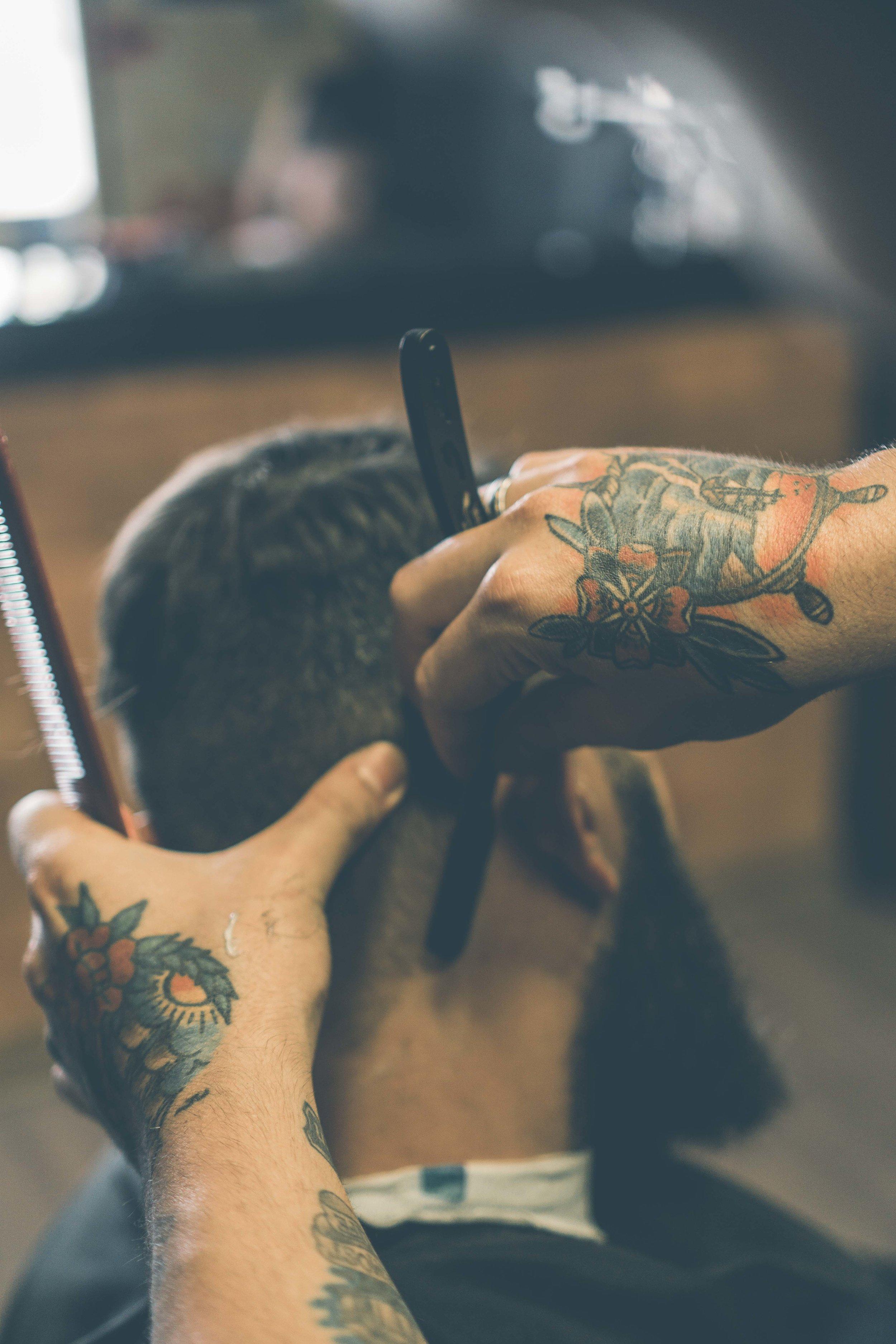 Stop Shaving