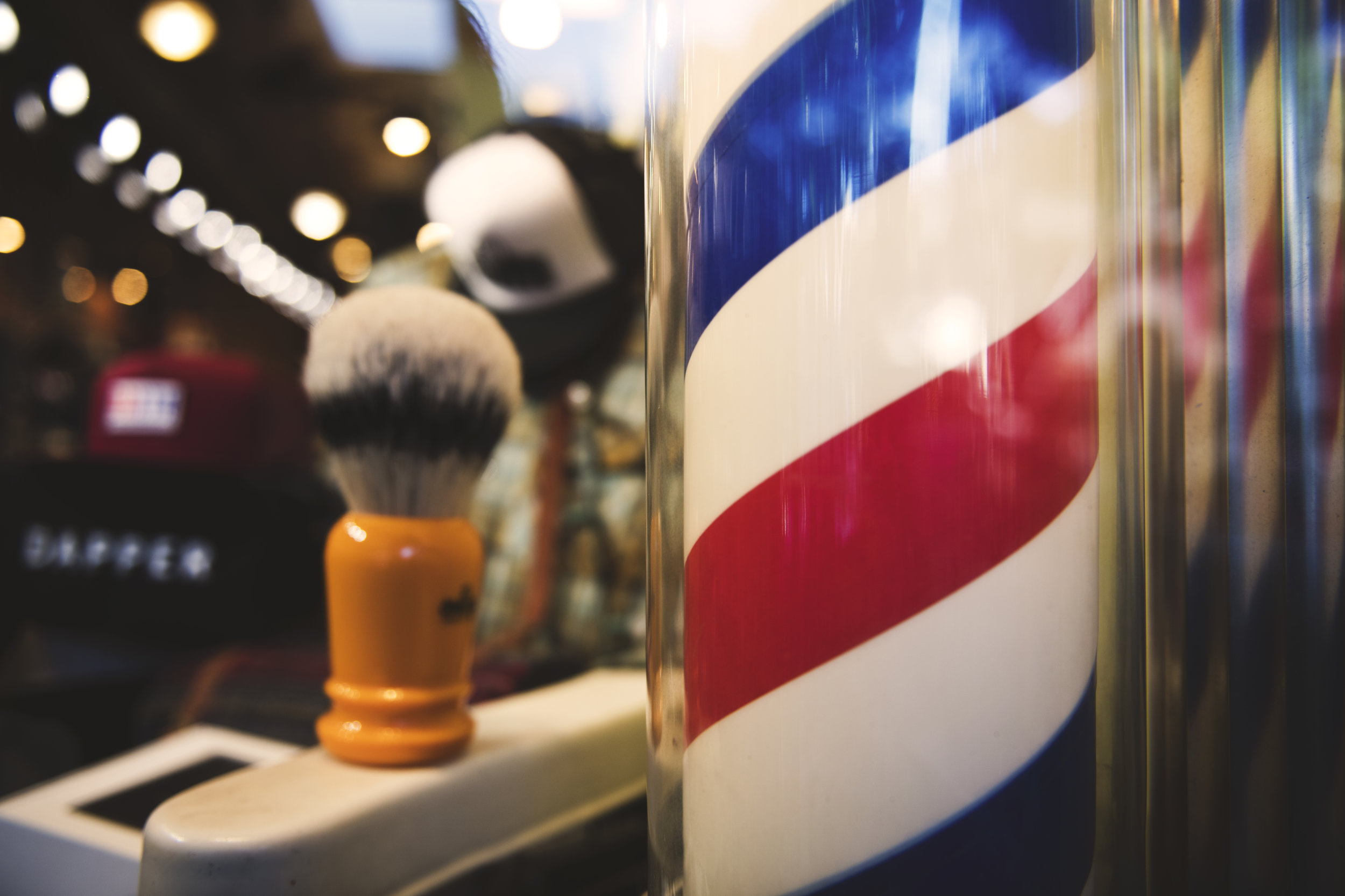 shave like a gentleman