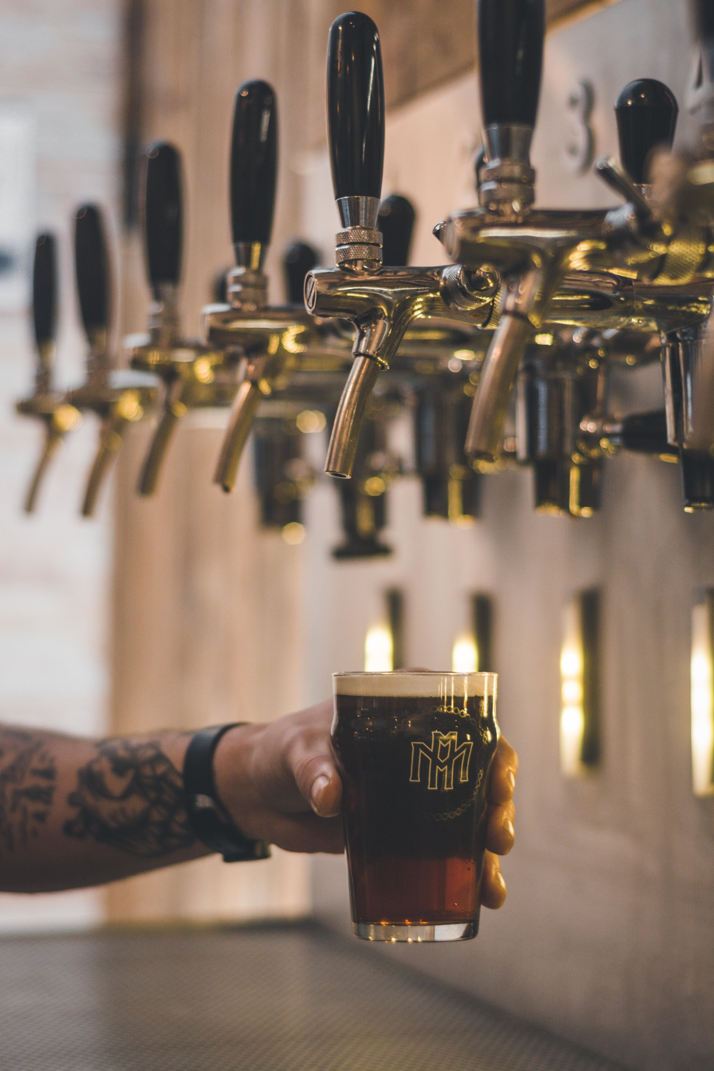 Beer is diversity. Beer is both counterculture and the norm.