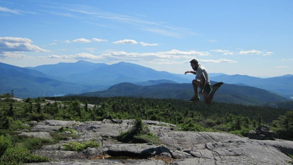 Appalachian Trail, 2012 - 2,184 Miles - Georgia to Maine