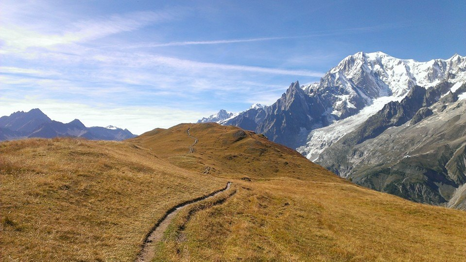 Tour du Mont Blanc, 2014 - France, Italy and Switzerland