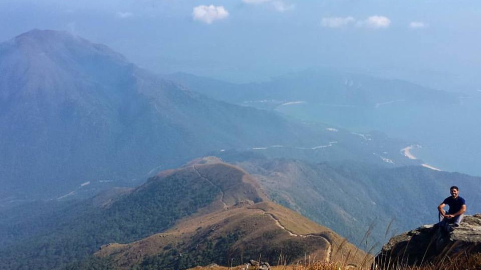 Lantau Peak, 2016 - Lantau Island, Hong Kong
