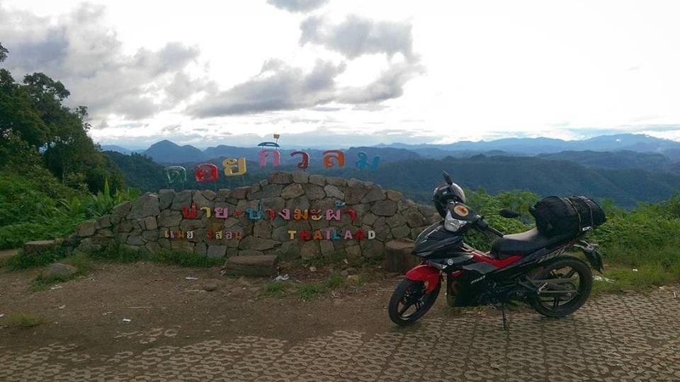 Mae Hong Son, 2016 - Motorcycle Loop in Thailand