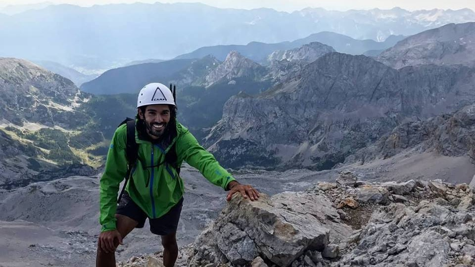 Slovenia Mountain Trail, 2018 - Mount Triglav - Slovenia's Highest Peak