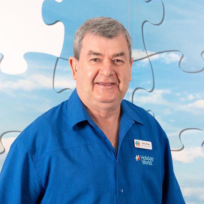Garry O'Day