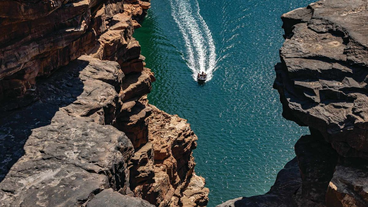 Kimberley complete with Grand Kimberley Coast -