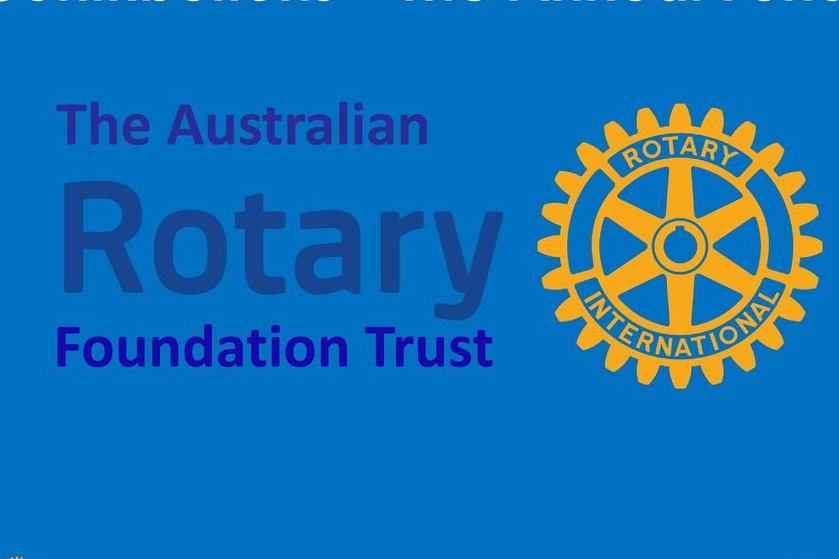 Rotary - Doing good in the world - Yearly