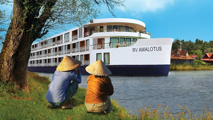 Welcome Aboard The RV AmaLotus   Experience Vietnam and Cambodia in all-inclusive luxury on a seven-night Mekong River cruise.