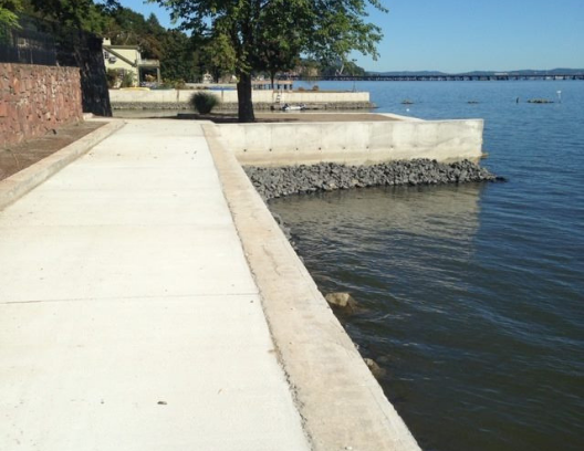 WATERFRONTS - Keeping your ponds, lakes, rivers and sea walls clean, functional and safe .