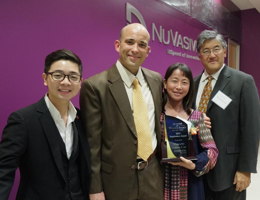 5. Leadership, Legacy & Inspiration Award