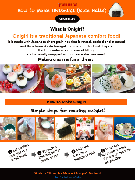 Copy of Onigiri Recipe