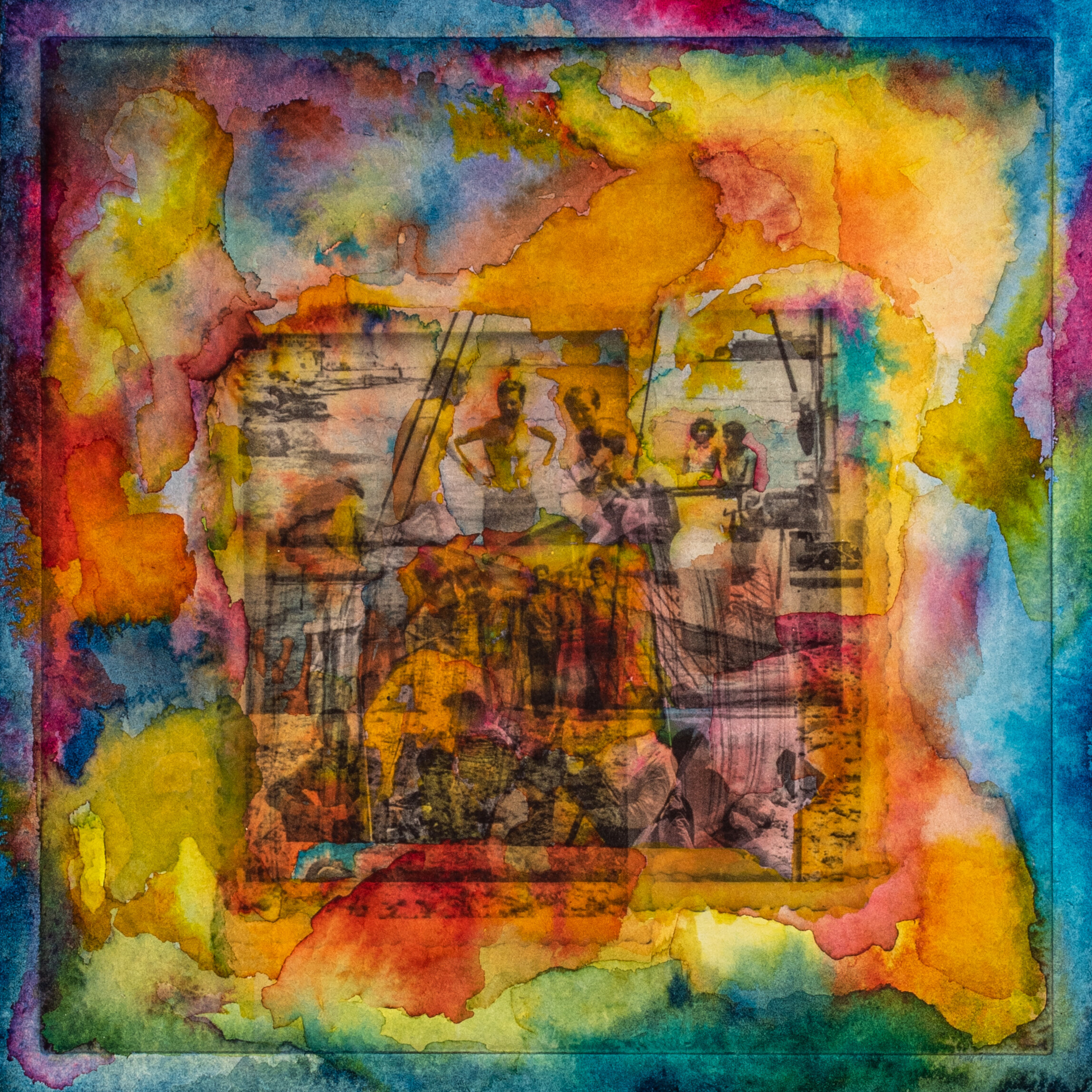 Unforgettable - Colour Splash