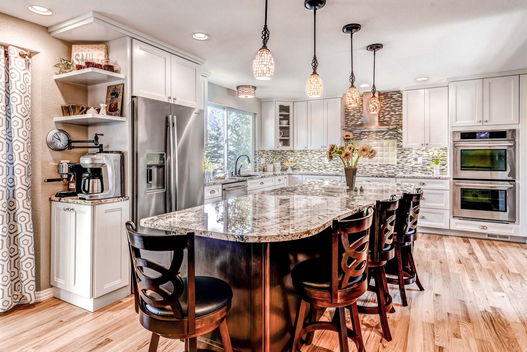Haven Interiors Inviting Heart Kitchen 19B