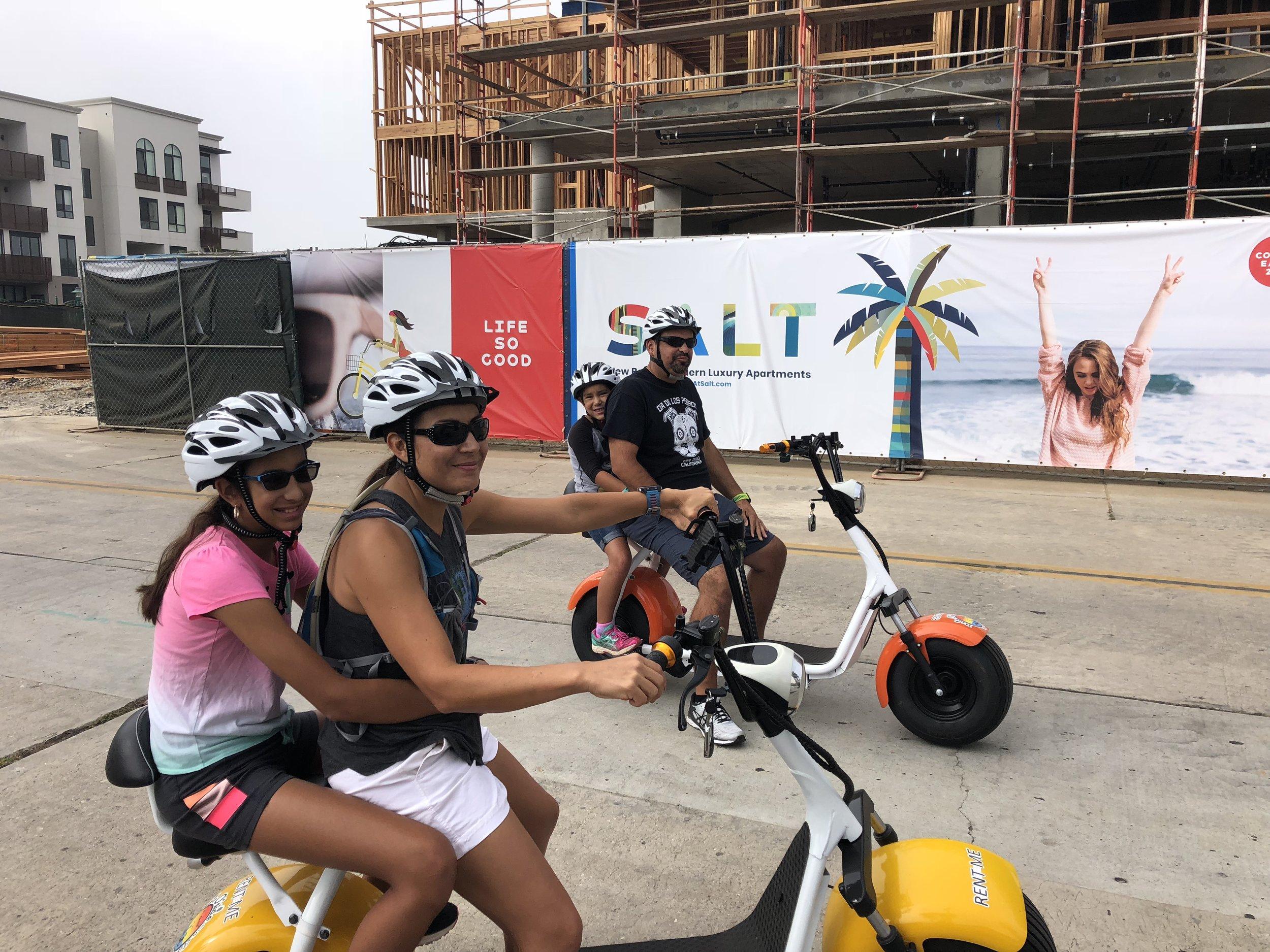 electric bike-electric scooter rentals.JPG
