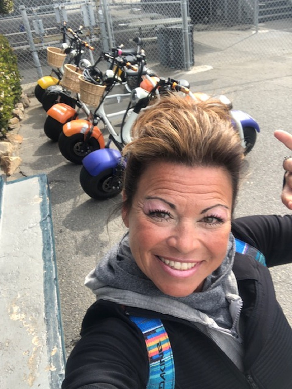 ride n fly me with 5 fat tire electric scooters.jpg